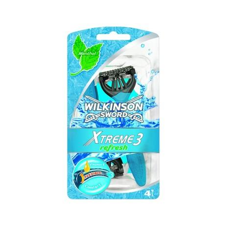 Wilkinson Xtreme3 Refresh žiletky 3+1 ks