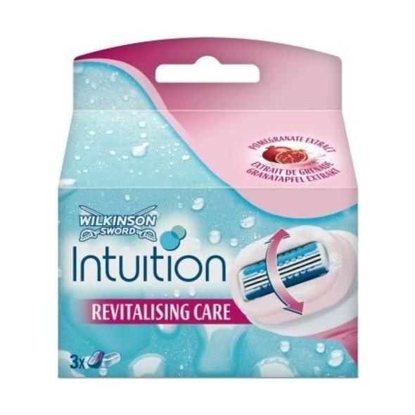Wilkinson Intuition náhradné hlavice 3 ks