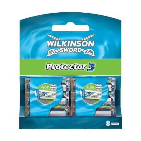 Wilkinson Protector 3 náhradné hlavice 8 ks