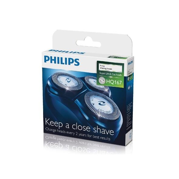 Philips holiaci frézky HQ167/50, 3 ks