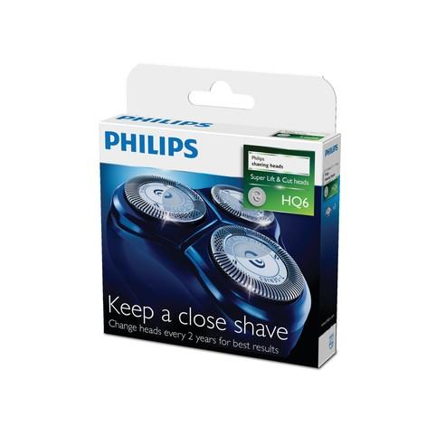 Philips holiaci frézky HQ6/50, 3 ks