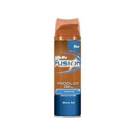 Gillette Fusion ProGlide Hydrating gél na holenie 200 ml