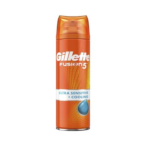 Gillette Fusion ProGlide Cooling gél na holenie 200 ml