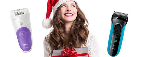 Vyhrajte ešte pred Vianocami holiaci strojček alebo epilátor! SÚŤAŽ SKONČILA!