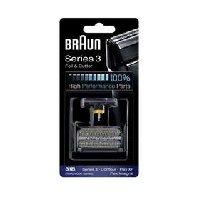 Braun CombiPack FlexIntegral - 31B - černé náhradné ostrie