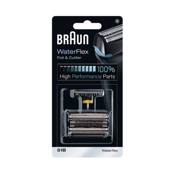 Braun CombiPack Series5 - 51B brit + fólia