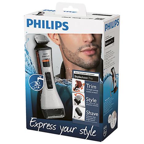 Philips QS6140/32 zastrihávač fúzov