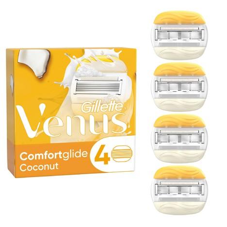 Gillette Venus Olay náhradné hlavice 4 ks