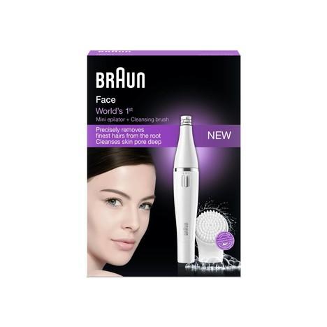 Braun Face 810 epilátor na tvár