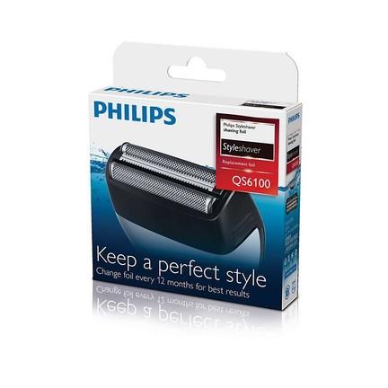 Philips náhradné fólie QS 6100/50