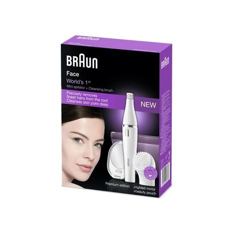 Braun Face 830 epilátor na tvár