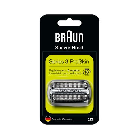 Braun CombiPack Series3 - 32S MicroComb náhradné ostrie
