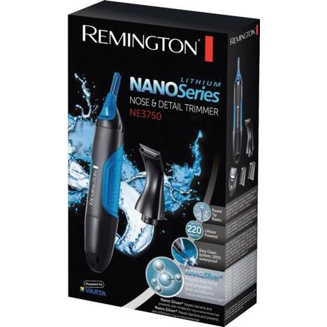 Remington NE3750 Lithium Powered hygienický zastřihávač pre uši a nos - POUŽITÝ