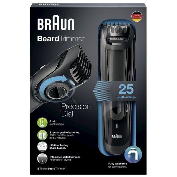 Braun BT5070 zastrihávač viacúčelový
