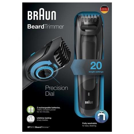Braun BT5010 zastrihávač fúzov