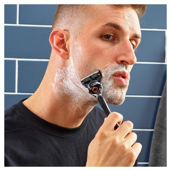 Gillette Fusion ProGlide FlexBall holiaci strojček + 10 hlavíc