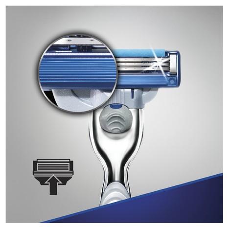 Gillette Mach 3 Turbo holiaci strojček