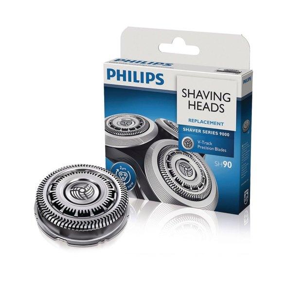 Philips SH90/60 náhradné holiace frézky