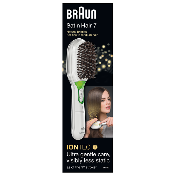 Braun Satin Hair 7 BR 750  IONTEC kefa na vlasy