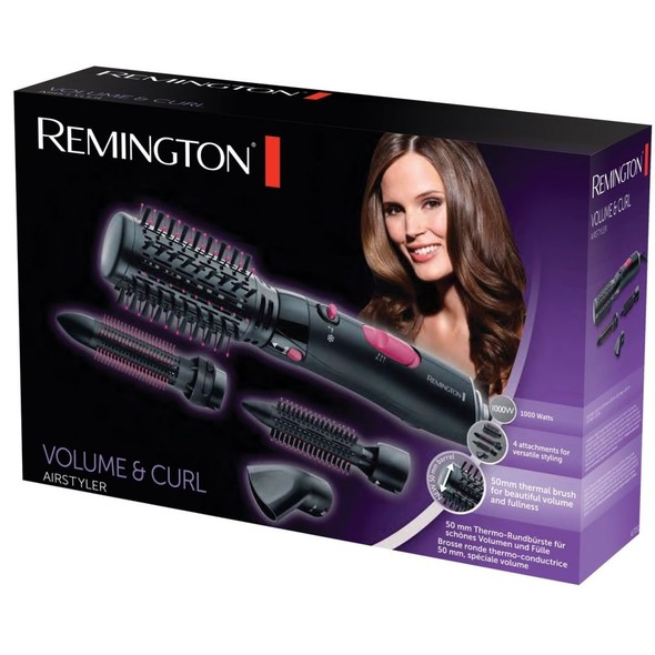 Remington Volume&Curl AS7051 kulmofén na vlasy