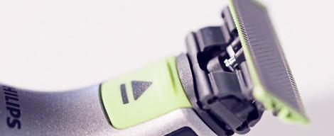 RECENZIA: holiaci strojček Philips OneBlade QP2530
