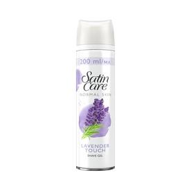 Gillette Satin Care Pure & Delicate gél na holenie 200 ml