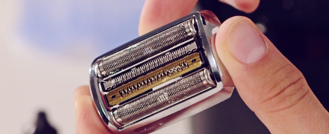 Ako čistiť elektrický holiaci strojček?
