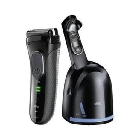 Braun Series 3-3050cc Clean&Charge holiaci strojček - ROZBALENÝ