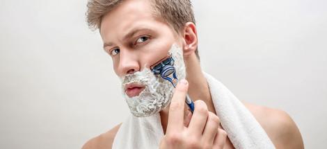 Ako sa správne holiť žiletkou?
