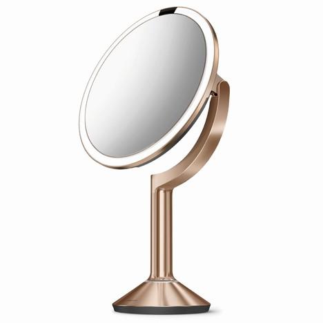 Simplehuman ST3034 kozmetické zrkadlo, ROSEGOLD