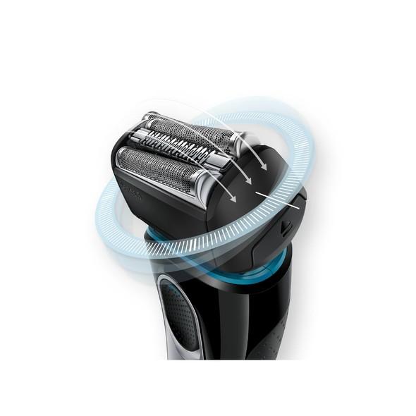 Braun Series 5 5147s Wet&Dry holiaci strojček