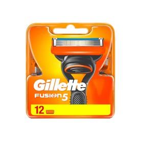 Gillette Fusion 5 náhradné hlavice 12 ks