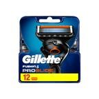 Gillette Fusion 5 ProGlide náhradné hlavice 12 ks