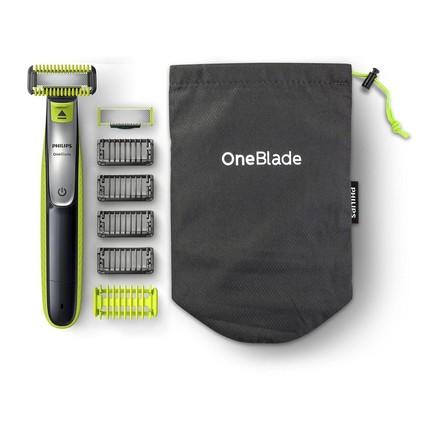 Philips OneBlade Face&Body QP2630/30 viacúčelový zastrihávač