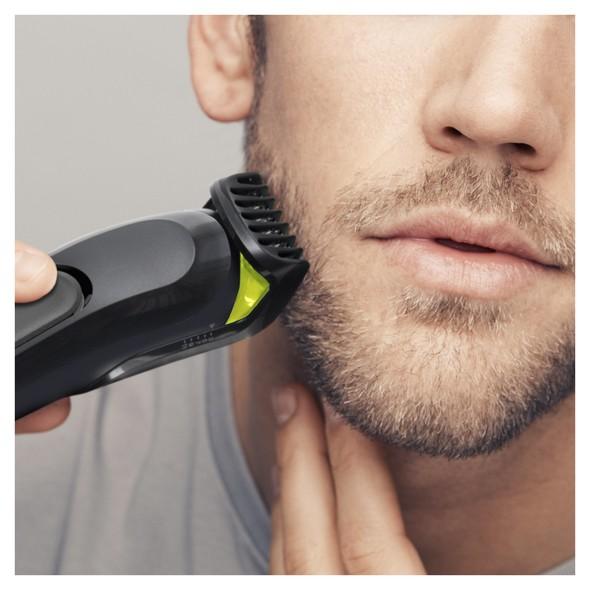 Braun All-in-one trimmer MGK3021 zastrihávač vlasov a fúzov