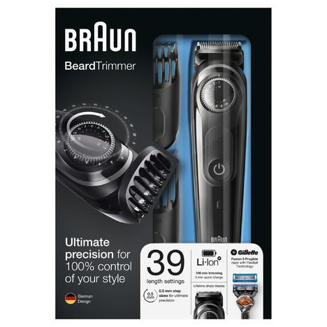 Braun Beard Trimmer BT5042 zastrihávač fúzov
