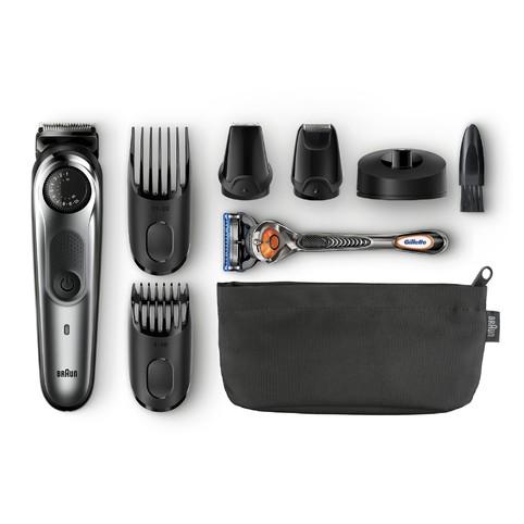 Braun Beard Trimmer BT7040 zastrihávač fúzov a vlasov
