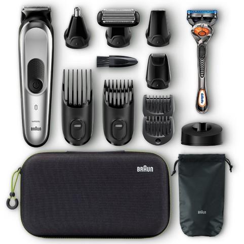 Braun All-in-one trimmer MGK7920TS viacúčelový zastřihávač