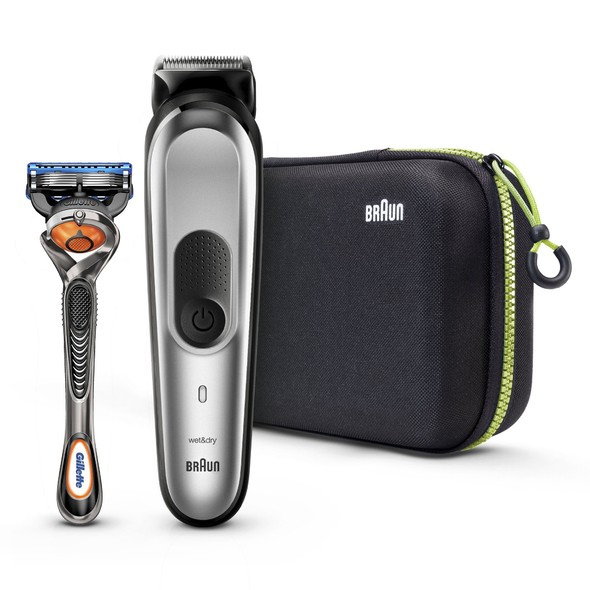 Braun All-in-one trimmer MGK7920TS viacúčelový zastřihávač