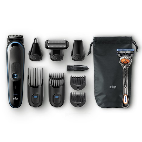 Braun All-in-one trimmer MGK5080 viacúčelový zastrihávač