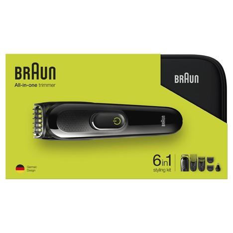 Braun MGK3921 viacúčelový zastrihávač