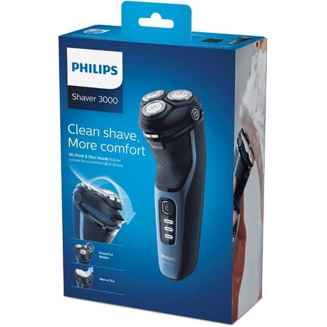 Philips Shaver 3000 S3232/52 holiaci strojček