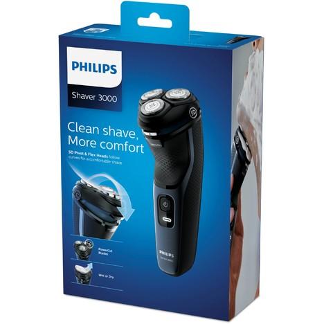 Philips Shaver 3000 S3134/51 holiaci strojček