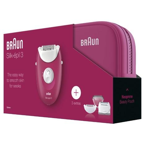 Braun Silk épil 3-415GS Legs & body epilátor