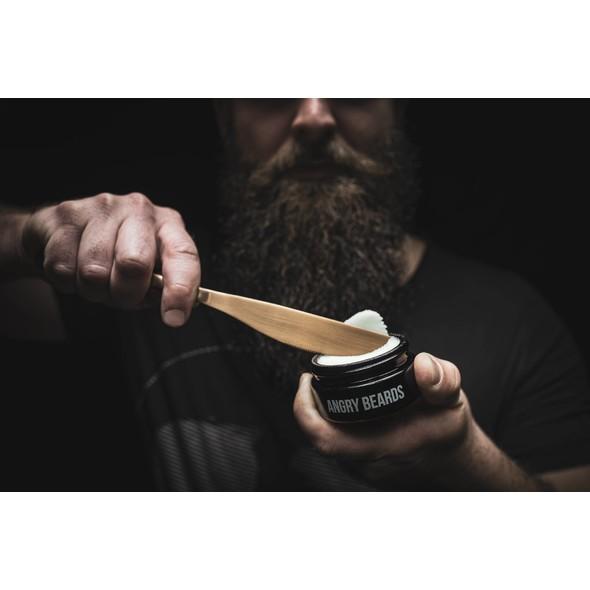 Angry Beards Balm Carl Smooth balzam na fúzy 50 ml
