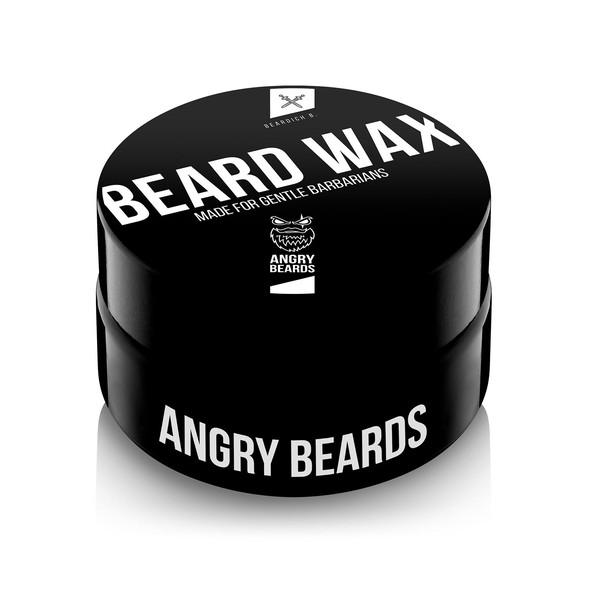 Angry Beards Wax vosk na fúzy 30 ml