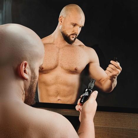 Angry Beards Beard Doping sérum na fúzy 30 ml