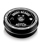 Angry Beards Clay Lee Man Go íl na vlasy 120 g