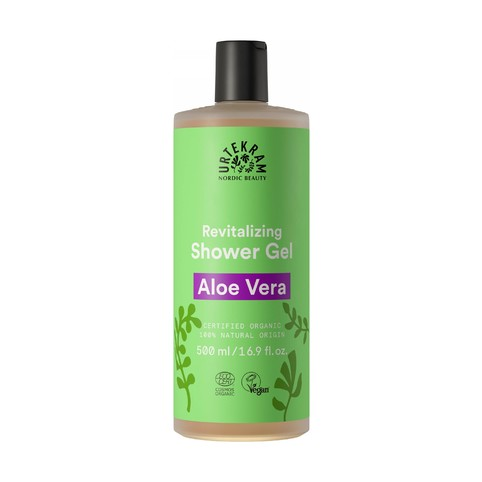 Urtekram Shower Gel Aloe Vera sprchový gél 500 ml