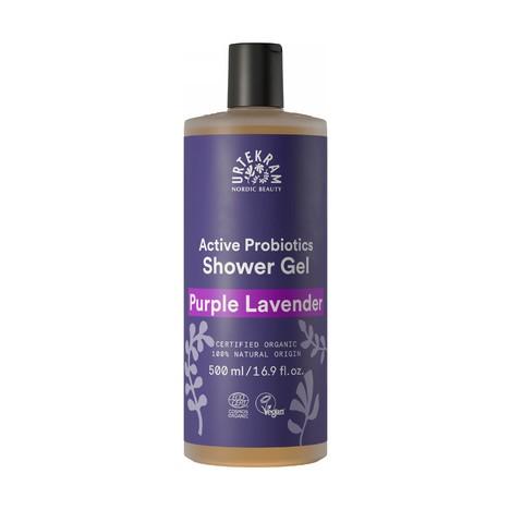 Urtekram Shower Gel Purple Lavender sprchový gél 500 ml